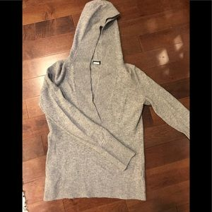 J Crew hooded sweater - size XS